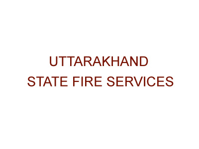 UTTARAKHAND STATE FIRE SERVICES