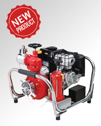 Portable Fire Pump MFP 275-P