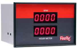 RPM And Hour Meters