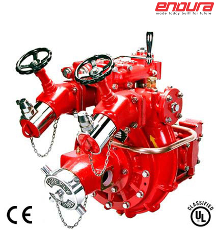 Multi Pressure Vehicle Mounting Fire Pumps, Manufacturer