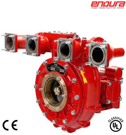 NORMAL PRESSURE VEHICLE MOUNTING PUMPS